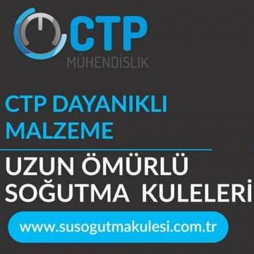 CTP Mühendislik Cooling Towers