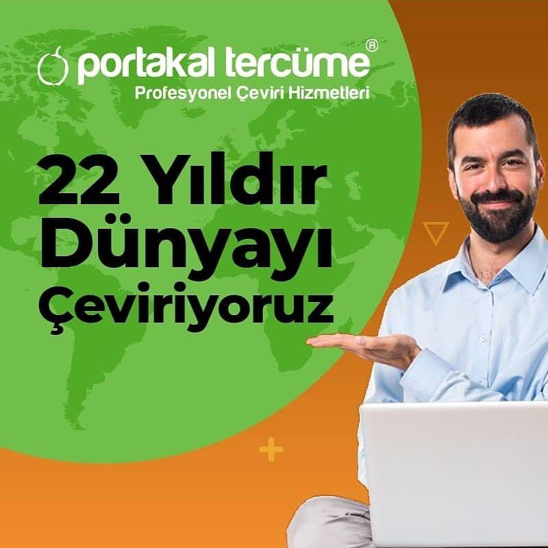 Portakal Tercüme ve Medya Hizmetleri Anonim Şirketi