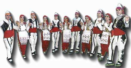 İstanbul Halk Oyunları