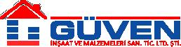 Güven İnşaat ve İnşaat Malzemeleri San. Tic. Ltd. Şti.